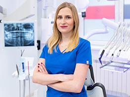 Stomatolog Anna Opoka - Wamed Katowice