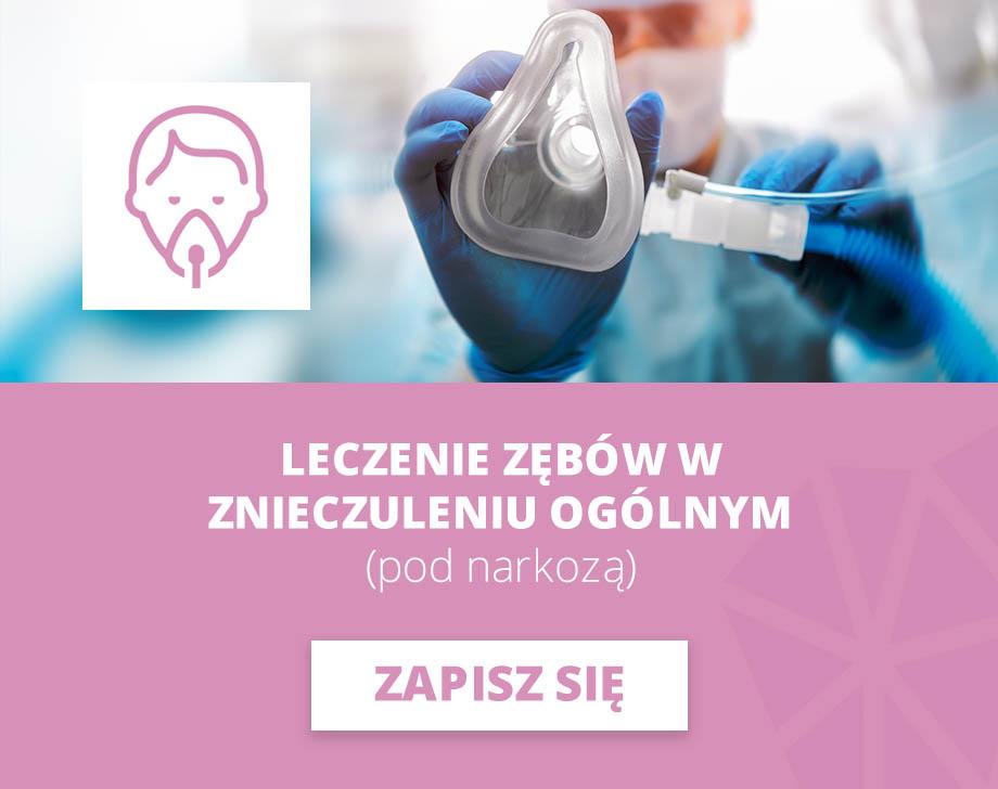 Dentysta narkoza Katowice